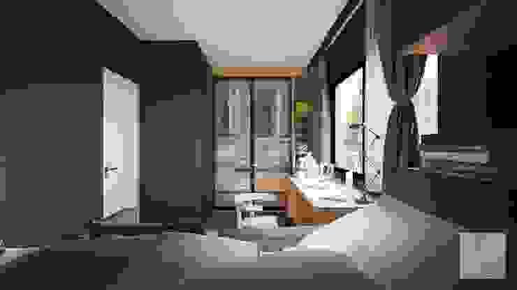 Bedroom 02 โดย Stushio Design
