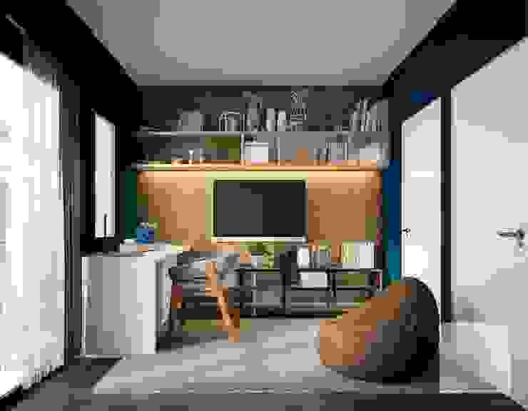 Bedroom 03 โดย Stushio Design