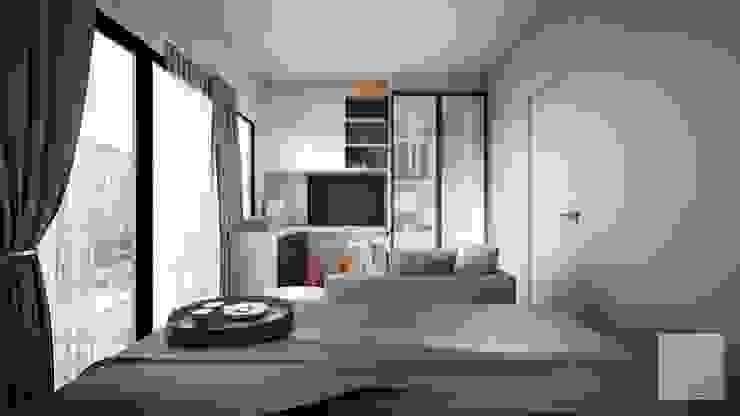 Bedroom 01 โดย Stushio Design