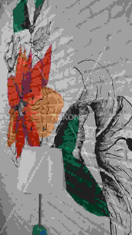 ARKON OFFICE Dinding & Lantai Tropis Oleh ARKON Tropis
