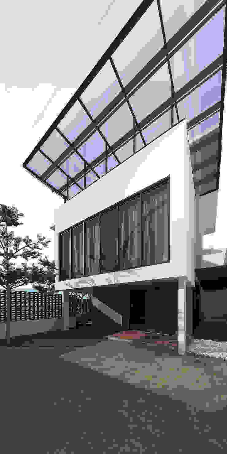 SA House ACCESS ARCHITECT Rumah tinggal