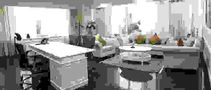 Interior design ห้องผู้บริหาร โดย Let's design