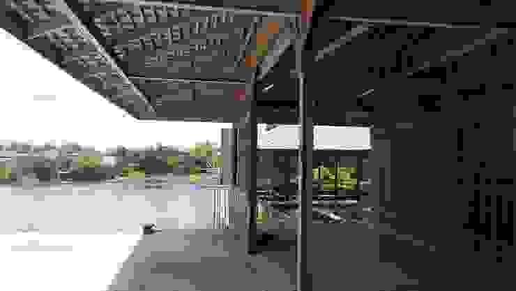 โครงการ บ้านพักตากอากาศ ริมแม่น้ำแม่กลอง ราชบุรี โดย Let's design