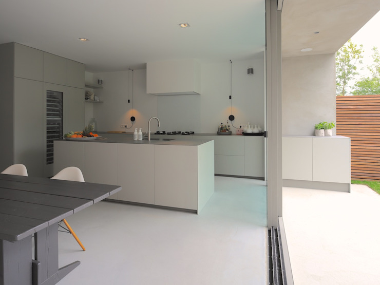 Foto Moderne keukens van Koen Timmer Modern