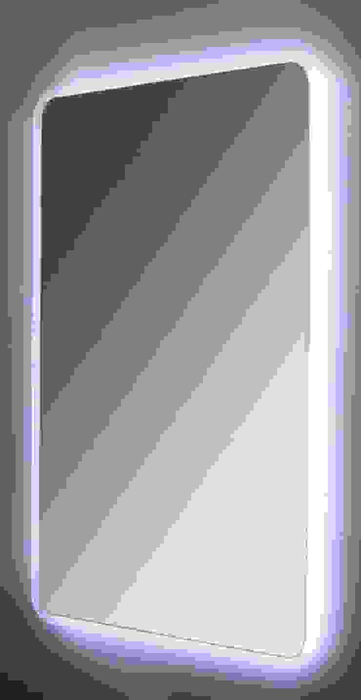 STREIGHTEX BathroomMirrors Aluminium/Zinc Metallic/Silver