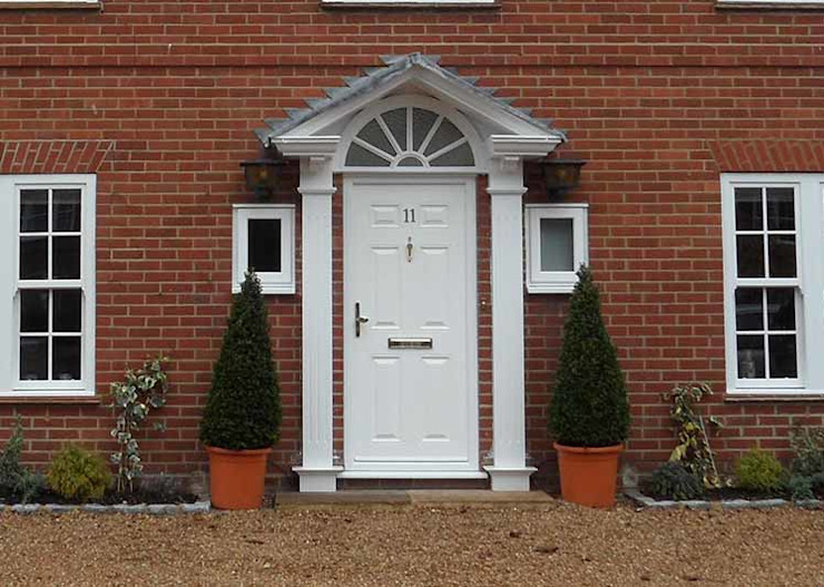 Entrance Doors Oakley Green Conservatories
