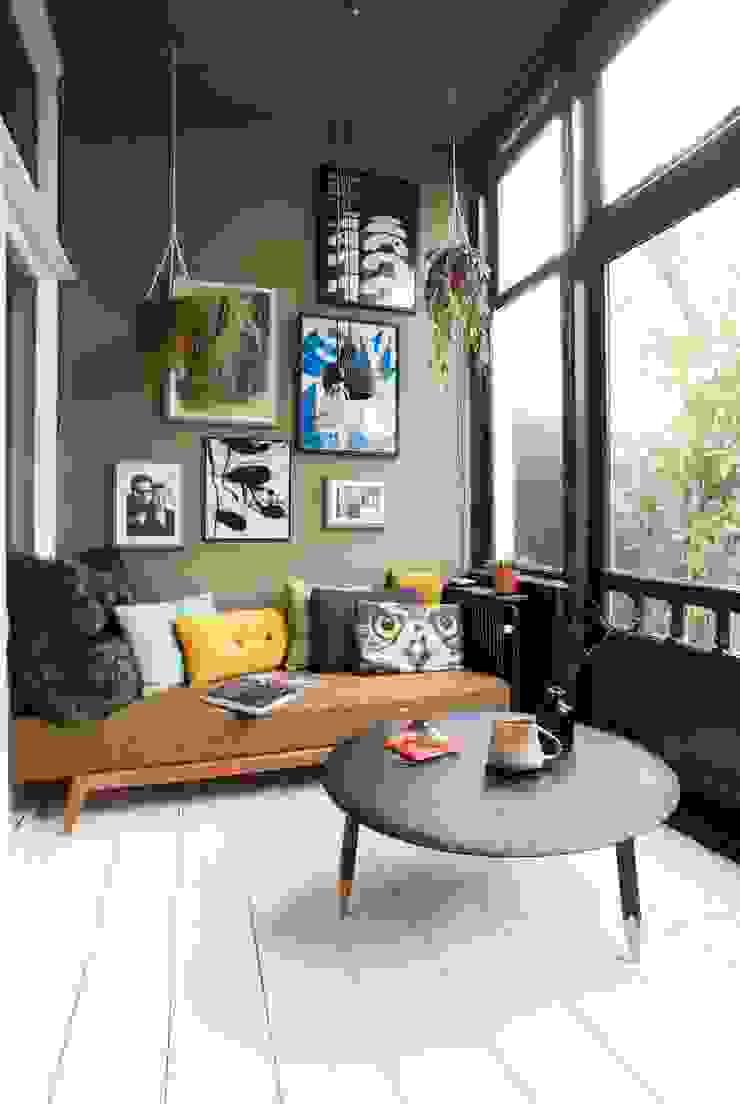에클레틱 온실 by FORM MAKERS interior - concept - design 에클레틱 (Eclectic) 석회암