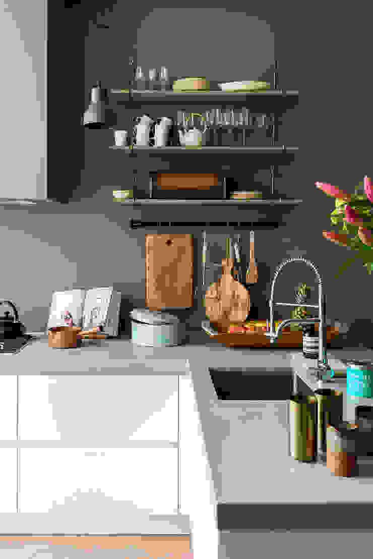 Keuken Eclectische keukens van FORM MAKERS interior - concept - design Eclectisch Kunststof