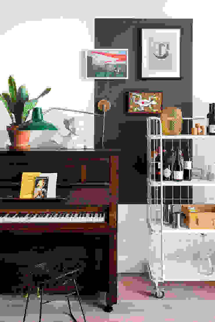 Eetkamer Eclectische eetkamers van FORM MAKERS interior - concept - design Eclectisch Kalksteen