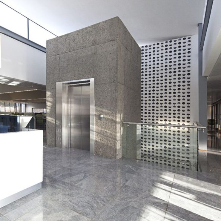 Consulmet Offices, Johannesburg by Elphick Proome Architects Minimalist