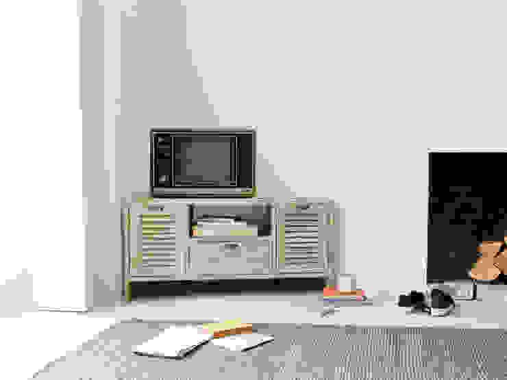 Corner Boy TV stand Salon moderne par Loaf Moderne