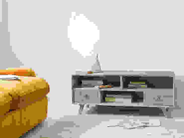 Knockout TV stand Salon moderne par Loaf Moderne