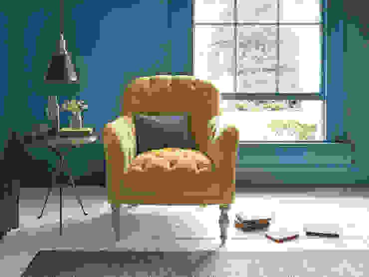 Reader armchair Salon moderne par Loaf Moderne