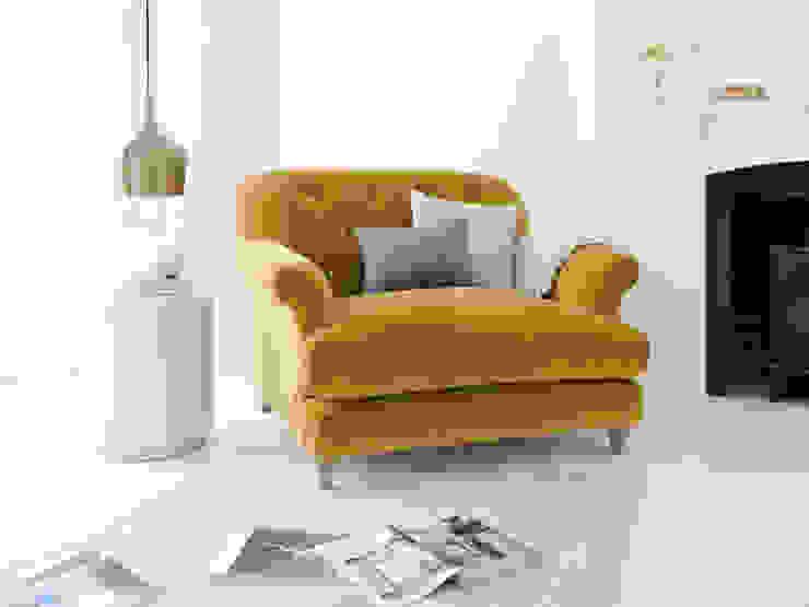 Truffle love seat Salon moderne par Loaf Moderne