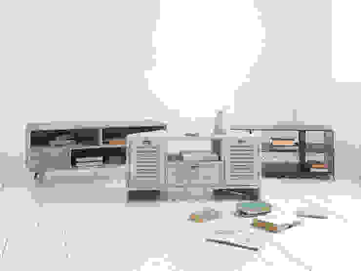 TV stands Salon moderne par Loaf Moderne