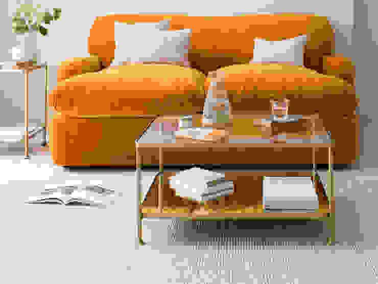 Wonder-Boy coffee table Salon moderne par Loaf Moderne