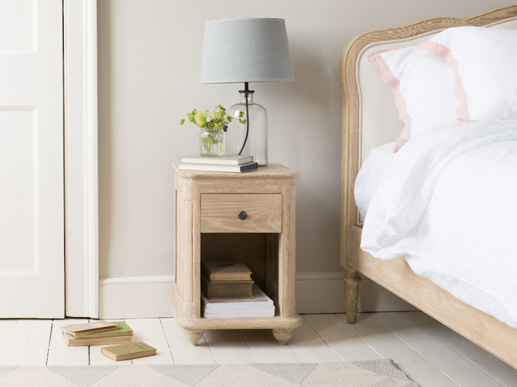 Amity side table Modern style bedroom by Loaf Modern