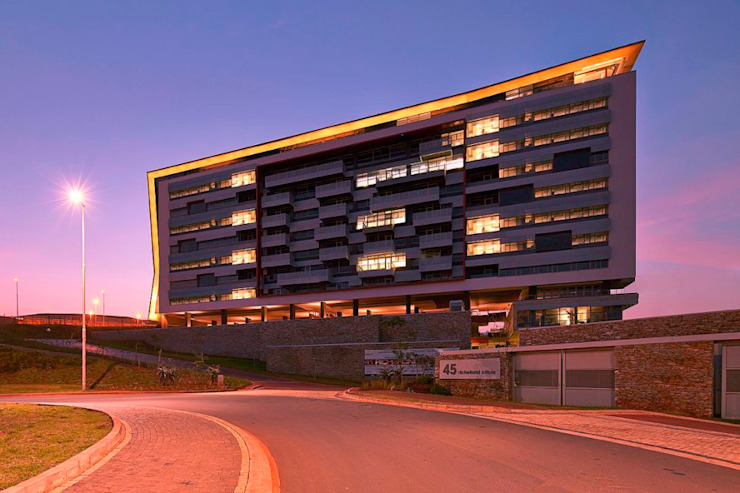 Ridge 5 Office Development by Elphick Proome Architects Modern