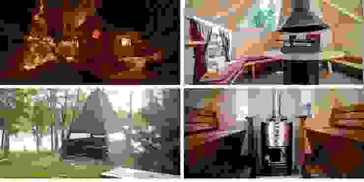 Finse Kota- een bijzonder tuinhuis-BBQ-hut-sauna-B&B van Scandivik Buitenleven Scandinavisch Hout Hout