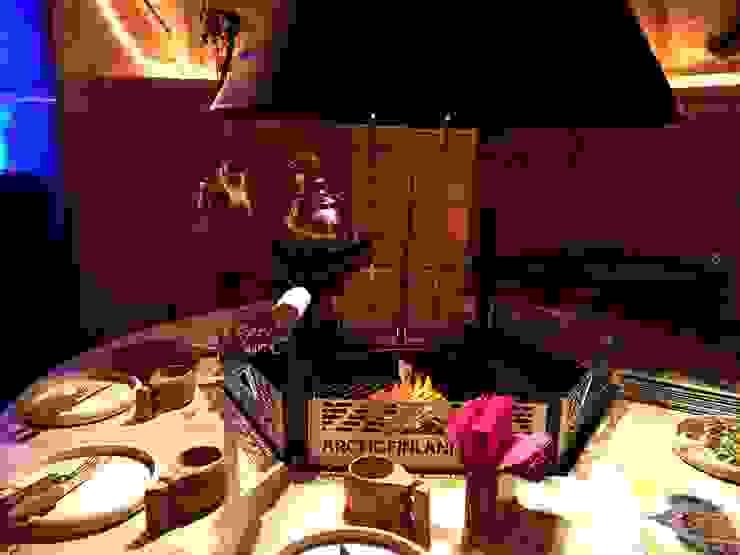 BBQ hut uit Finland- Ultiem genieten in eigen tuin! van Scandivik Buitenleven Scandinavisch Hout Hout