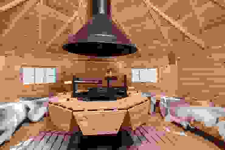 BBQ hut van Scandivik Buitenleven Scandinavisch Hout Hout