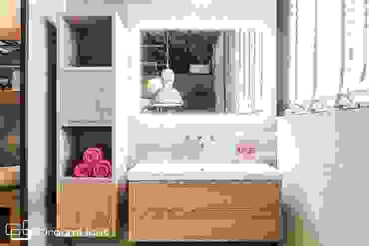 Badkamermeubels van DroomHout Scandinavisch Hout Hout