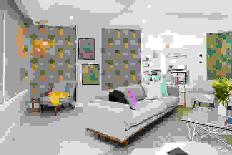PINEAPPLE LOUNGE Pixers Salon tropical Multicolore