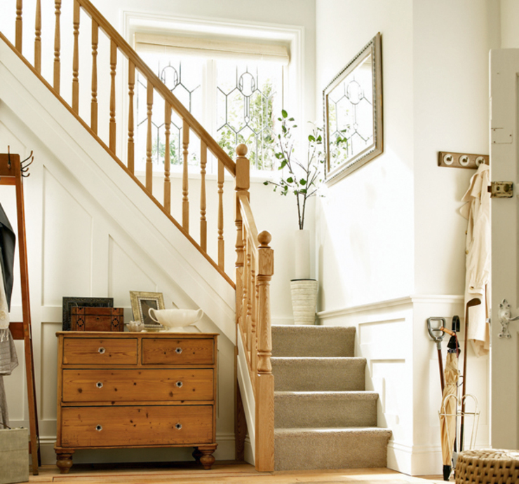 Trademark Stairs Wonkee Donkee Richard Burbidge Corredor, hall e escadasEscadas Madeira