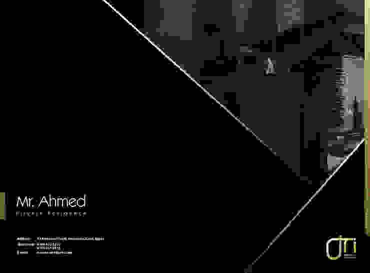La Terra Residence Dinding & Lantai Modern Oleh Ori - Architects Modern