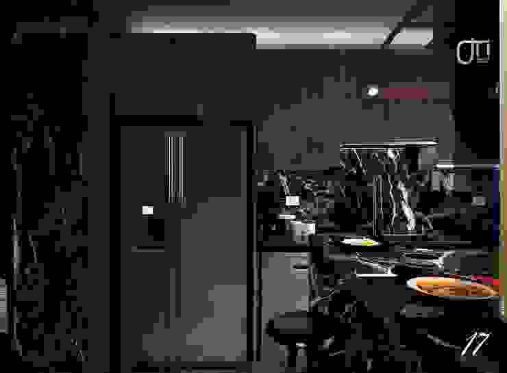 La Terra Residence Dapur Modern Oleh Ori - Architects Modern