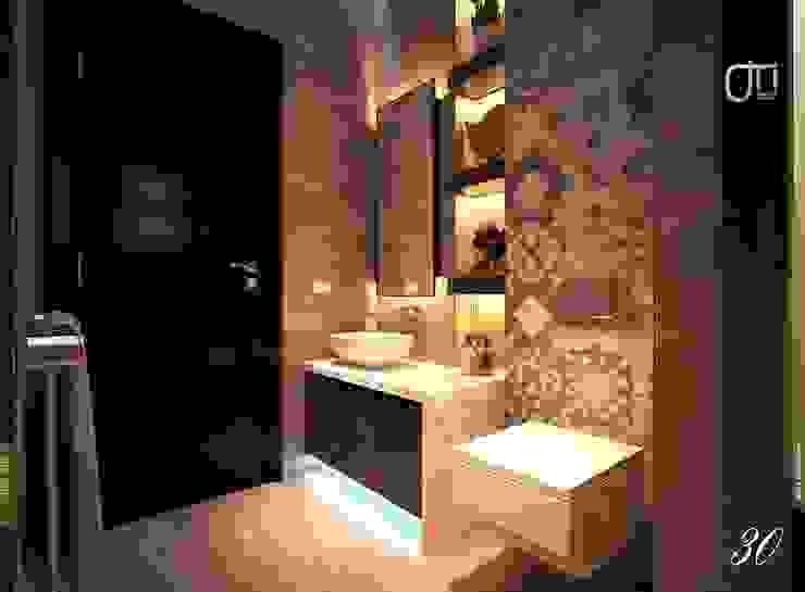 La Terra Residence Kamar Mandi Modern Oleh Ori - Architects Modern