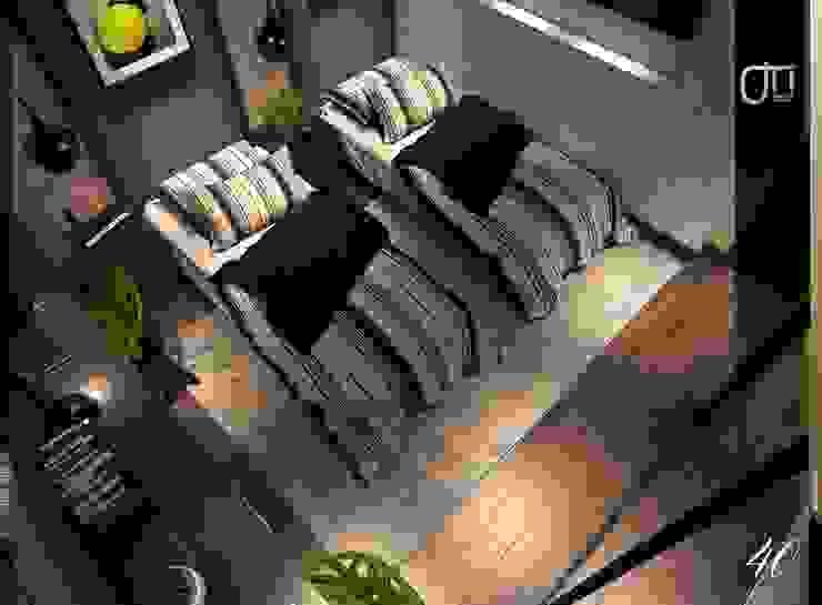 La Terra Residence Kamar Tidur Modern Oleh Ori - Architects Modern