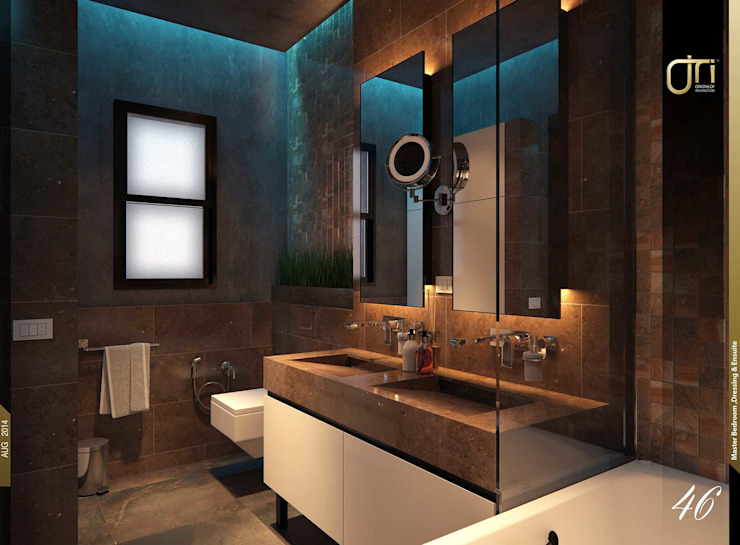 Bathroom by Ori - Architects,