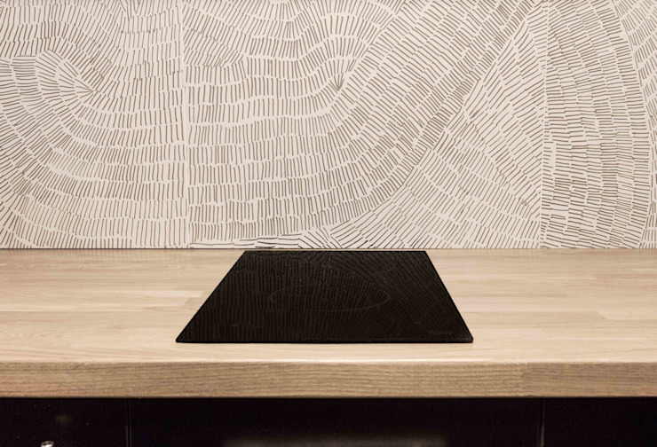 Hiruki studio Built-in kitchens