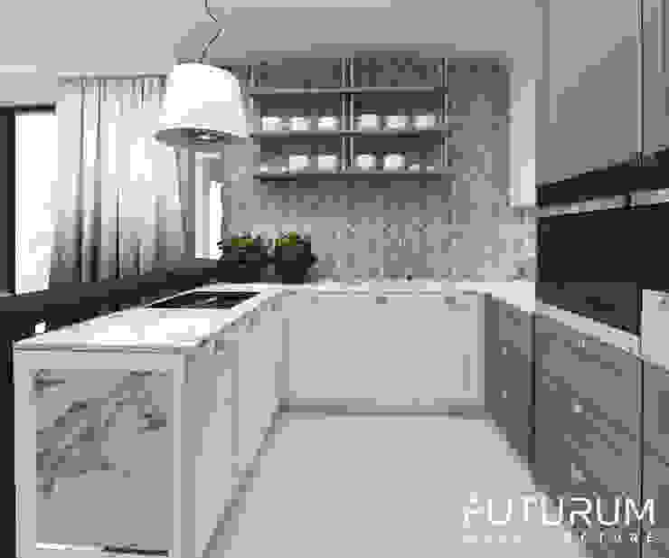 Kitchen by Futurum Architecture Classic