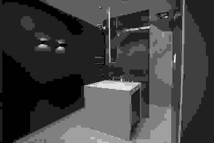 Exclusief wastafeleiland De Eerste Kamer De Eerste Kamer Moderne badkamers Kunststof Wit