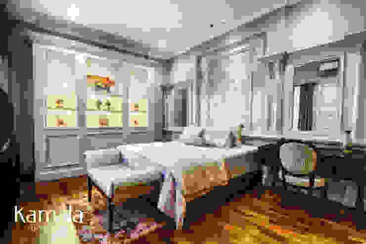 American Classic home Kamar Tidur Klasik Oleh Kamala Interior Klasik