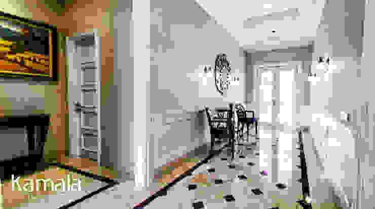 American Classic home Koridor & Tangga Klasik Oleh Kamala Interior Klasik