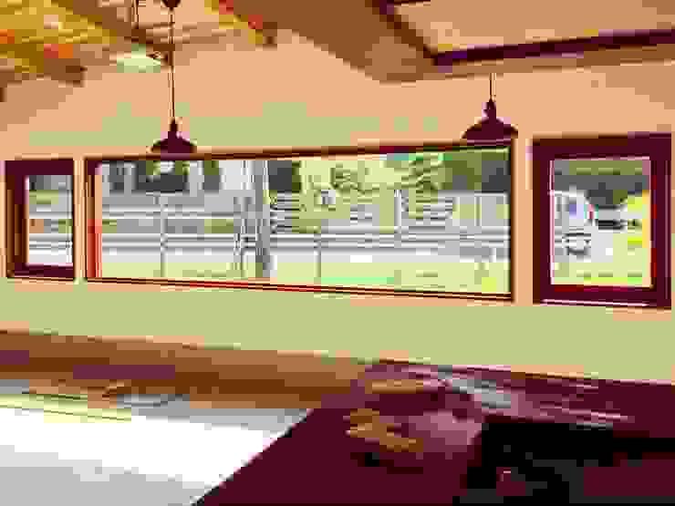 インテリア ラスティックな 窓&ドア の tai_tai STUDIO ラスティック