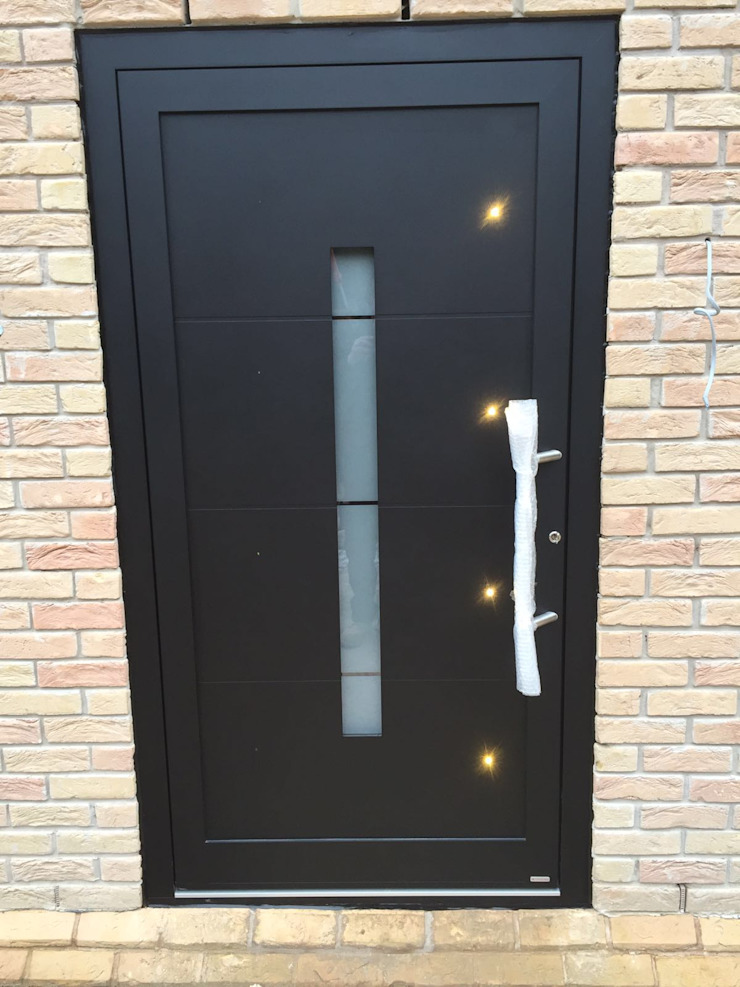 General Images RK Door Systems Front doors