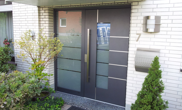 General Images RK Door Systems 前門