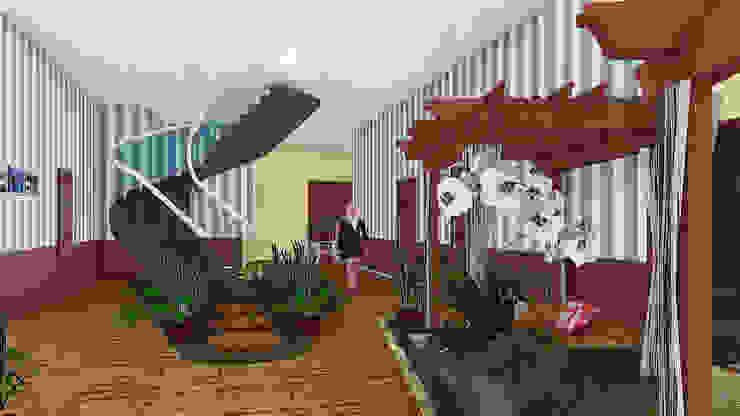 Guess House Rumah Modern Oleh Pr+ Architect Modern