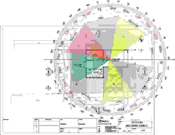 de estilo industrial por Công ty TNHH Thiết kế và Ứng dụng QBEST, Industrial