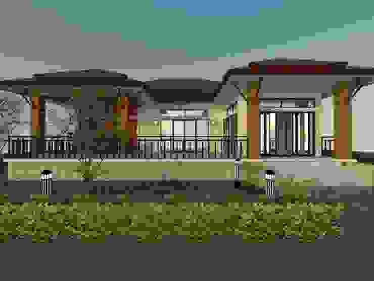 Kamar Mandi Gaya Country Oleh ช่างณีมิตรรับซ่อมบ้านออกแบบต่อเติมรับเหมาก่อสร้าง Country Ubin