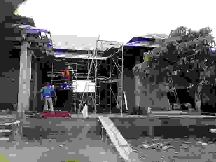 Oleh ช่างณีมิตรรับซ่อมบ้านออกแบบต่อเติมรับเหมาก่อสร้าง Kolonial Granit
