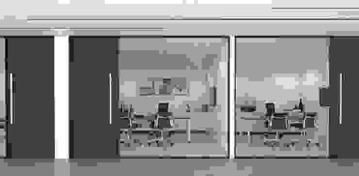 ห้องผู้บริหาร โดย DD Double Design โมเดิร์น