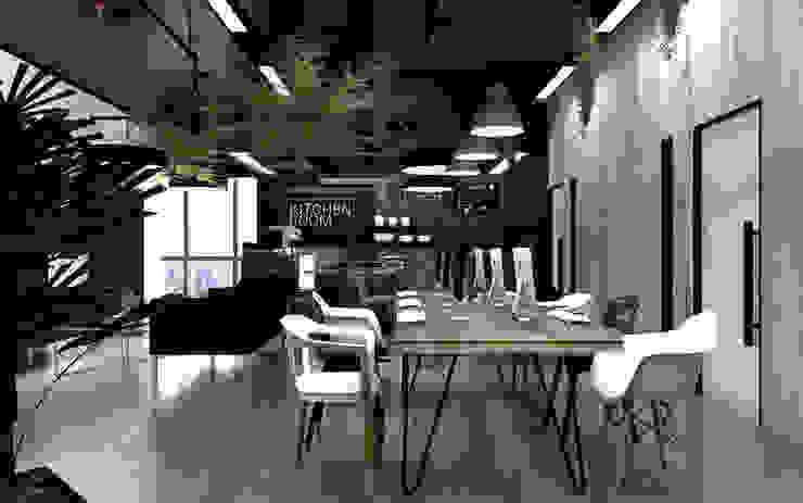 Coffee Cafe โดย DD Double Design โมเดิร์น