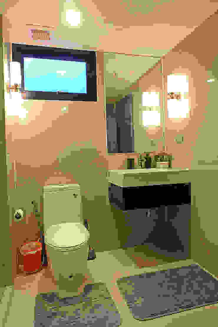 สไตล์ Indrustrial (Duplex Plan): ด้านอุตสาหกรรม  โดย Knock door interior design & decoration, อินดัสเตรียล