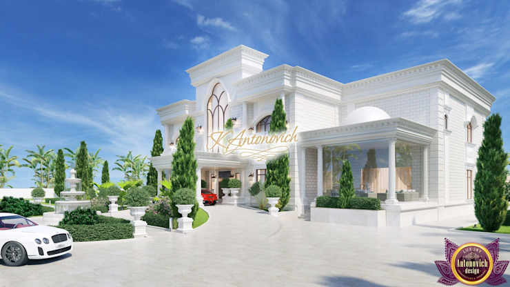 ​ Architectural projects of Katrina Antonovich Classic style houses by Luxury Antonovich Design Classic