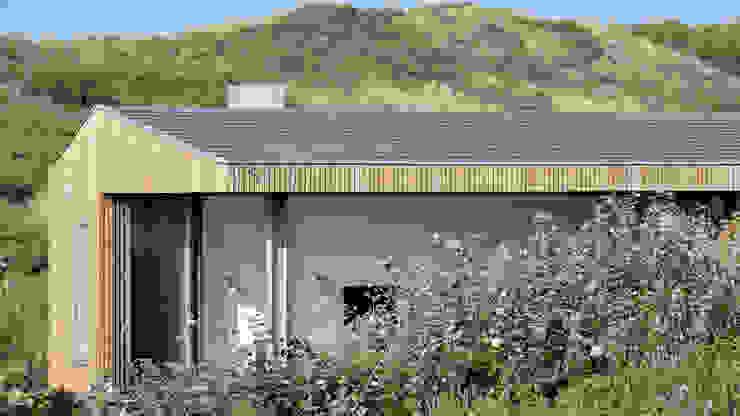 Minimalist house by BNLA architecten Minimalist